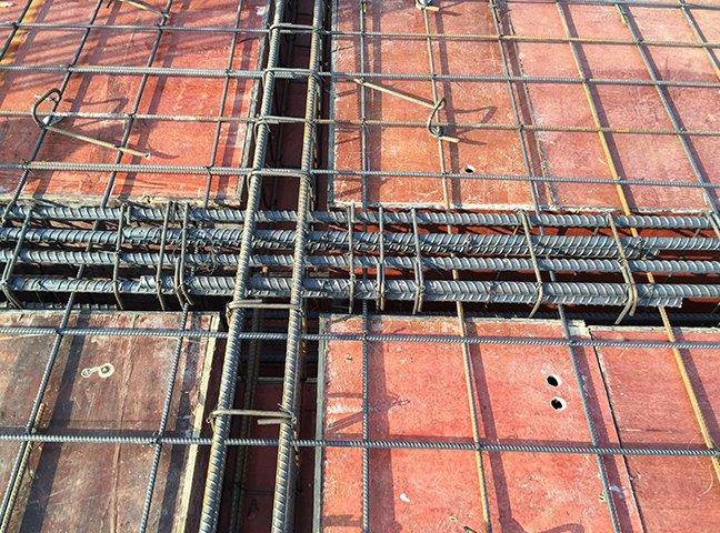Các tiêu chuẩn của việc nối thép cột nhà cao tầng