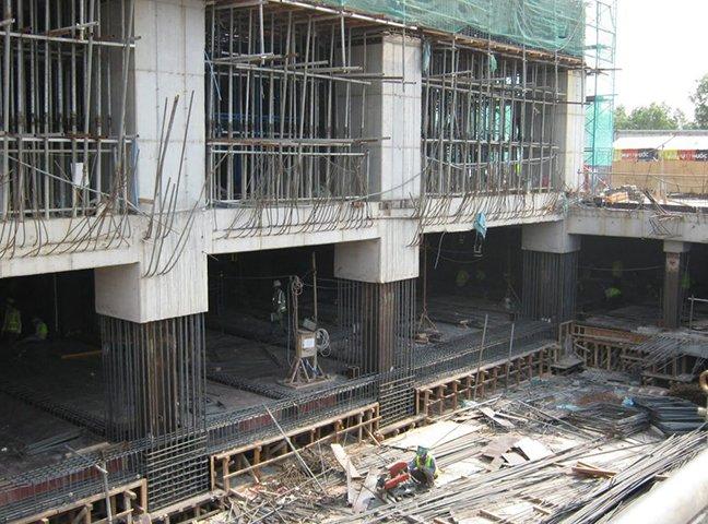 Các cách nối thép cột nhà cao tầng