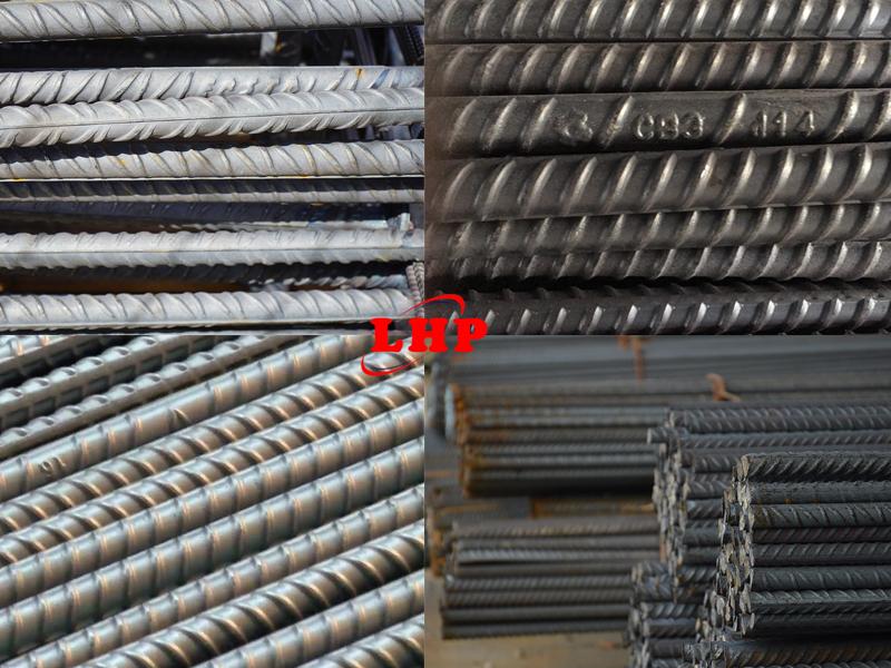 Hình ảnh giá sắt thép
