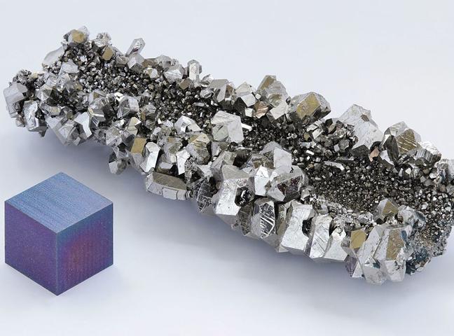 Đặc điểm của kim loại crom