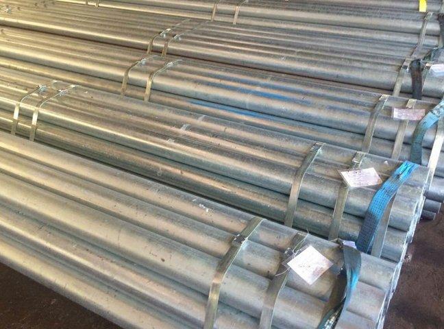 Chiều dài 1 cây ống thép mạ kẽm