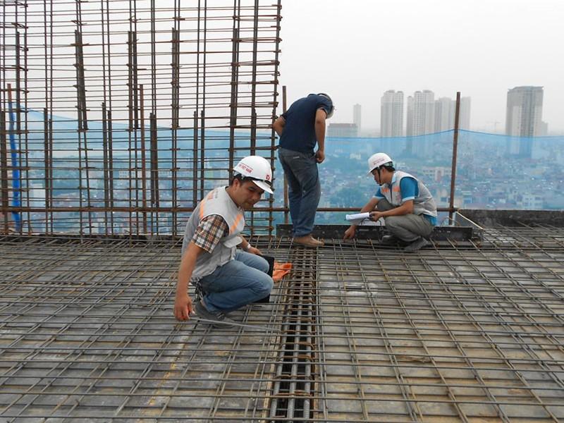 Một số lưu ý khi chọn lượng thép xây dựng sàn nhà dân dụng