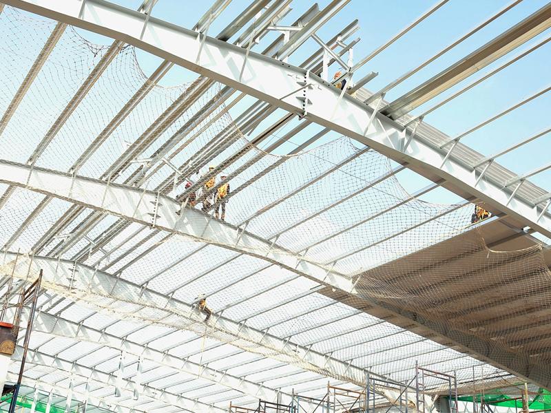 Thế nào là khoảng cách xà gồ cho mái tôn đúng tiêu chuẩn